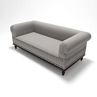 3d sofa model