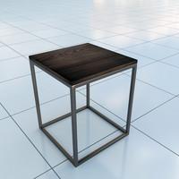 3d model of stool bettelux