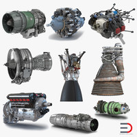 Aircraft Engines Collection