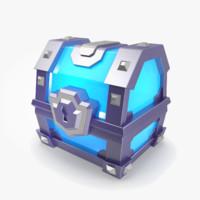max clash super magical chest
