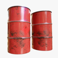 oil barrel x
