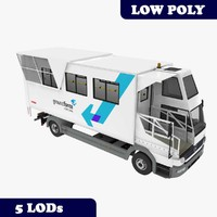 mallaghan ml6100t lods 3d model