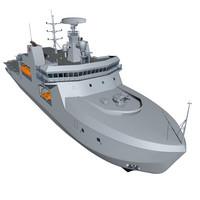Arctic Patrol Ship
