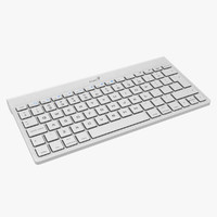 wireless keyboard genius keys 3d max