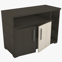 commode 3d max