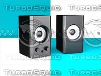 loudspeakers 3d x