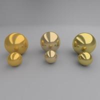 3 GOLD materials