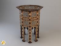 Moroccan Table 3