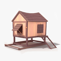 max toon chicken coop