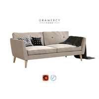 max eva medium sofa gramercy