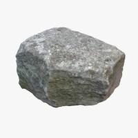 Limestone 3D models