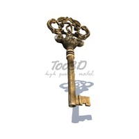 3d max baroque key