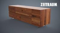 sideboard corbusier corona 3d max