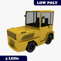 rofan z65 baggage lods 3d model