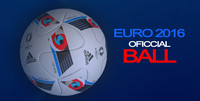 Adidas EURO2016 Official Match Ball