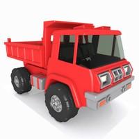 max truck toon heavy