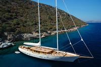 145' Sail Yacht