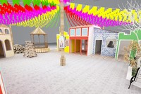 3d june fest - model