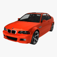 dxf bmw 3 series e46