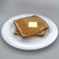 3d toast