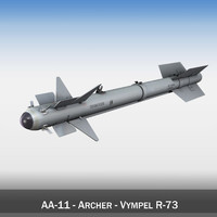 AA-11 Archer - Vympel R-73
