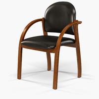 3d model chairman 659 chair