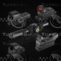 scope eotech burris 3d max