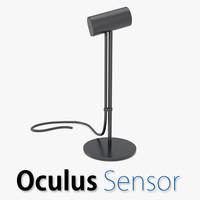 3ds oculus rift sensor