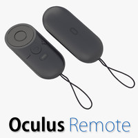 max oculus rift remote