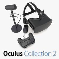 3d fbx oculus rift