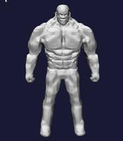 obj strong guy