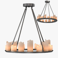 kevin reilly chandelier 3d ma
