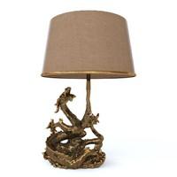 chine dragon lamp max
