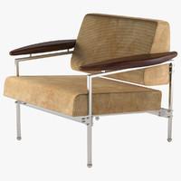 3d armchair beto linbrasil