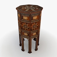 Moroccan Table 5