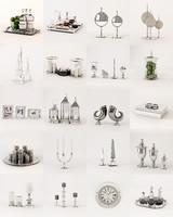eichholtz accessories interior collected 3d max