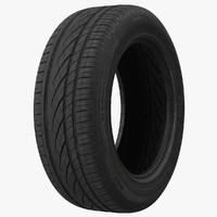 tyre 215 55 3d model