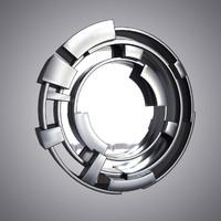 3d vortex mirror model