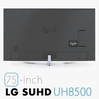 3d model lg uh8500