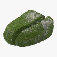 3d mossy rocks 02