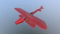 Coanda monoplane