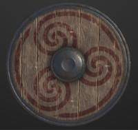 Viking Shield Warpaint
