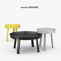 muuto tables 3ds