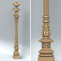 carved column max
