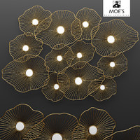 lily pad wall decor max
