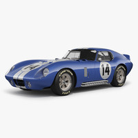 Shelby Daytona Cobra 1964