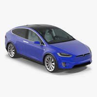 max tesla x modeled