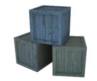 wooden wood 3d x