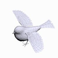 Small Bird 3D