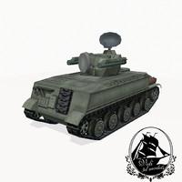 marder german infantry 3d model